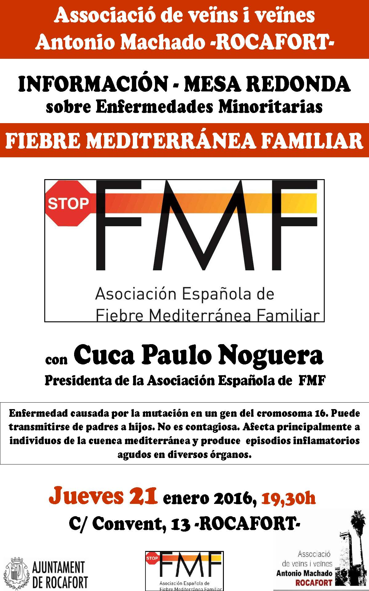 FIEBRE MEDITERRANEA FAMILIAR