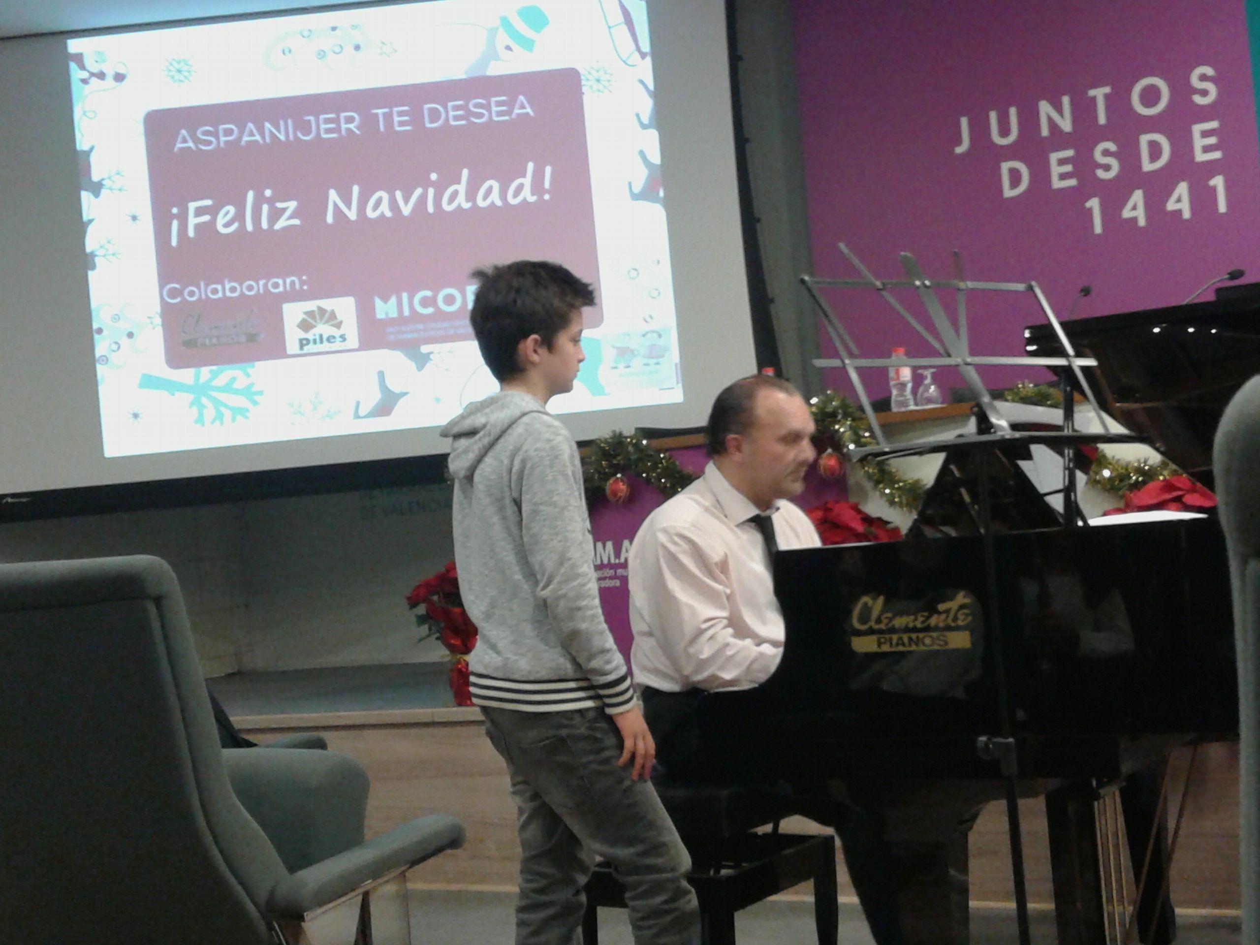 concierto_navidad_aspanijer2 Fiebre Mediterránea Familiar