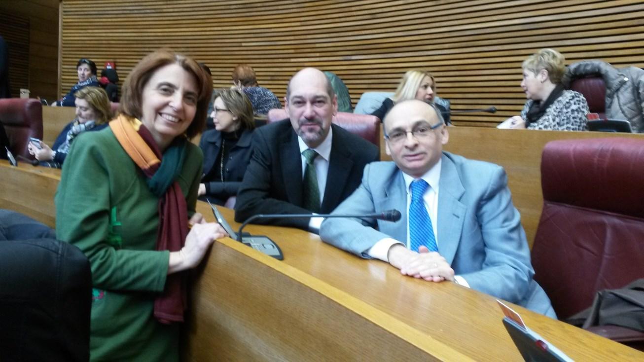 cortes valencianas Fiebre Mediterránea Familiar