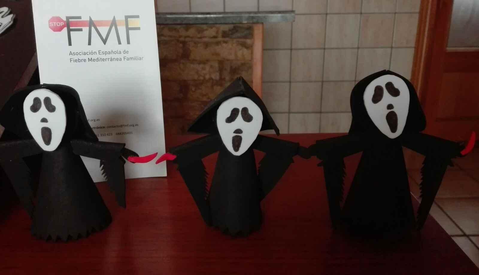 muñecos Fiebre Mediterránea Familiar