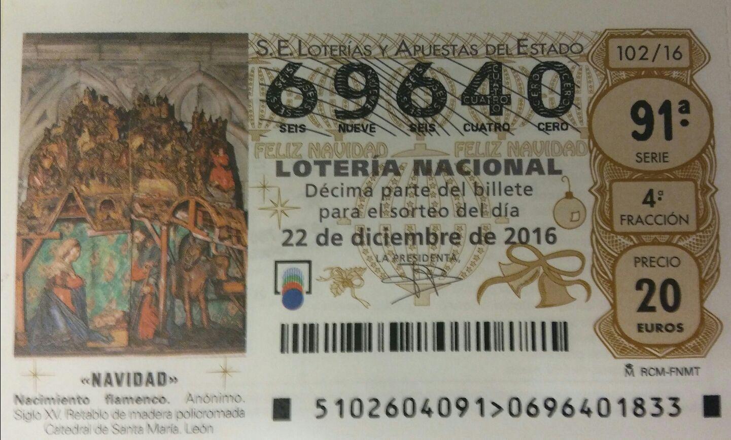 lotería Fiebre Mediterránea Familiar