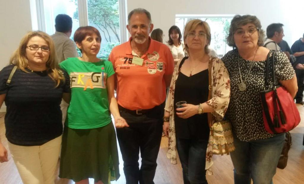 Delegación de Valencia en la Asamblea de Feder