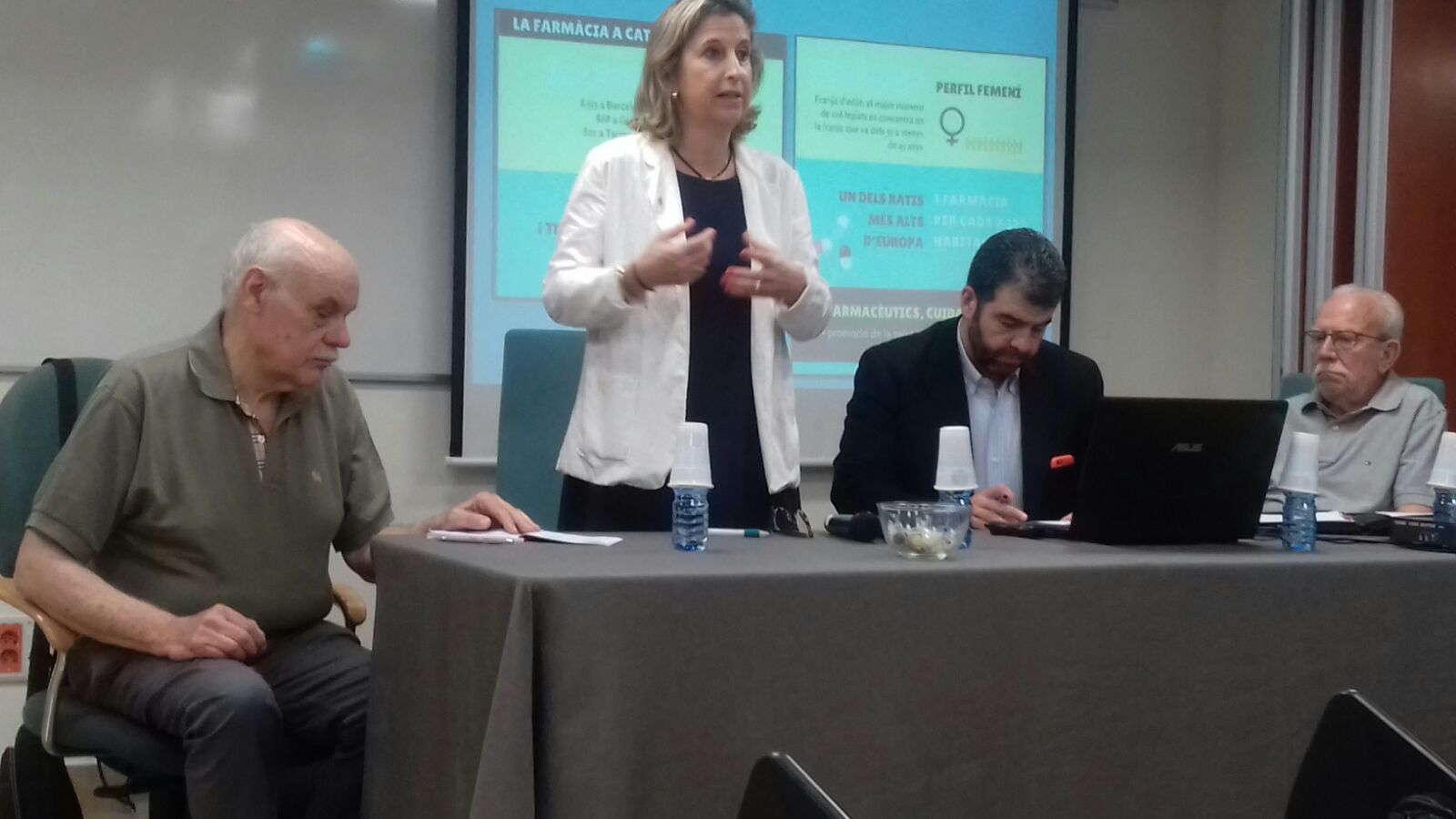 Stop FMF en el encuentro de Asociaciones en Cataluña