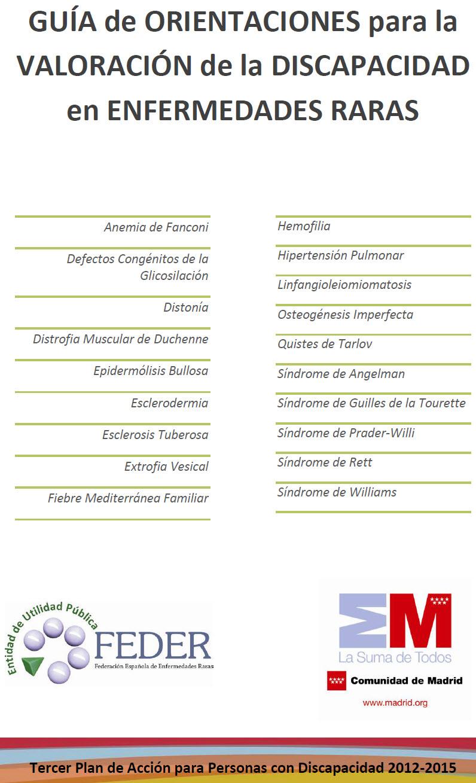 Guía de valoración Fiebre Mediterránea Familiar