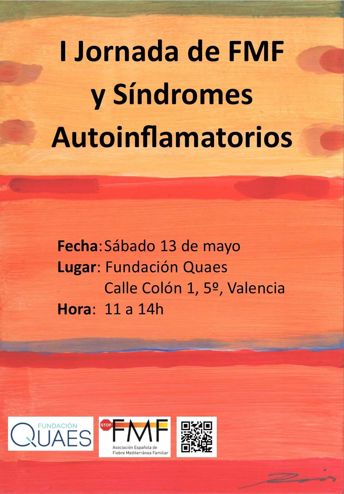 Imagen del cartel donada por el artista plástico Miguel Ángel Ríos