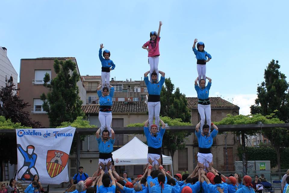 Castellers de Terrasa