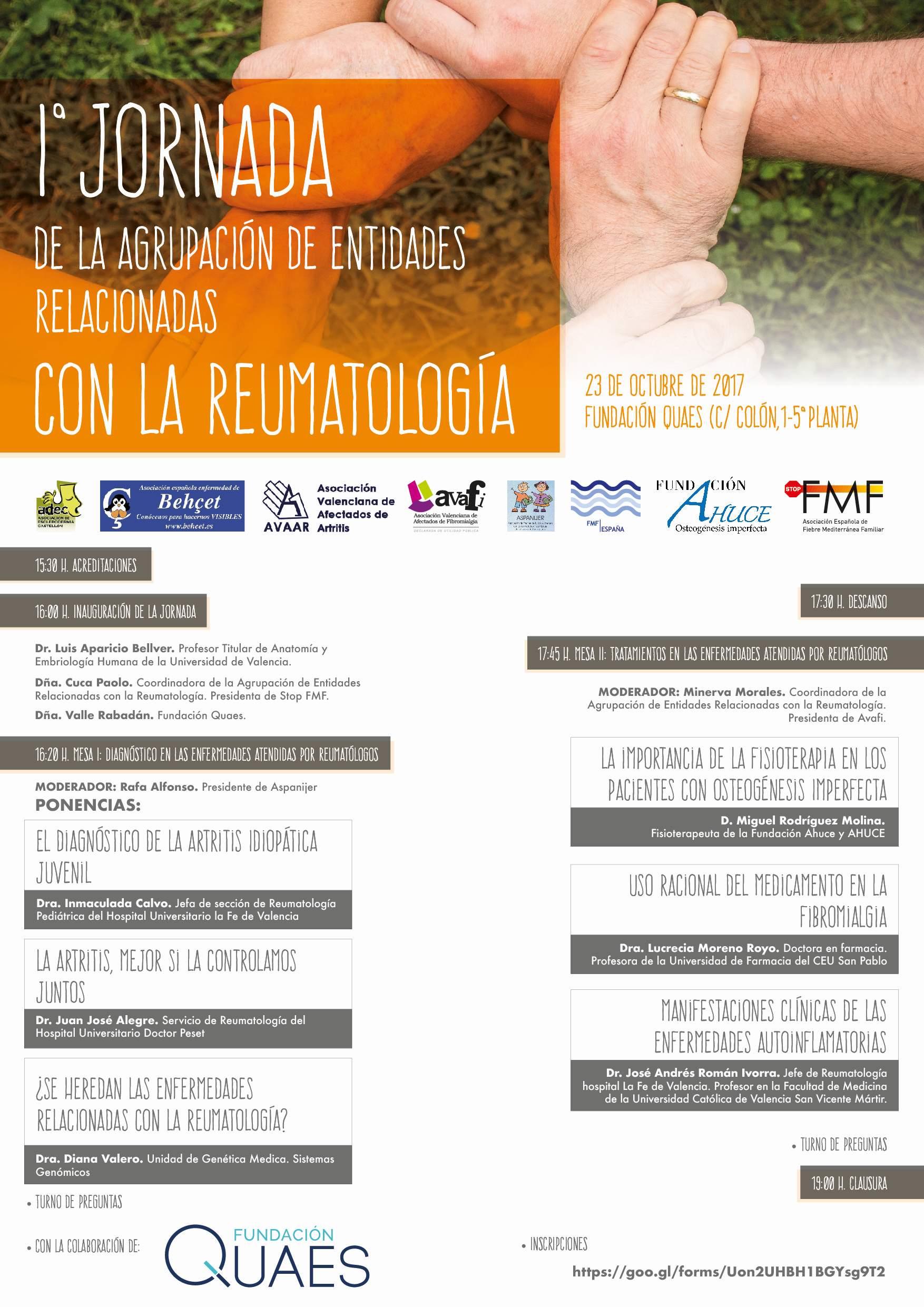 Cartel I Jornada AERR