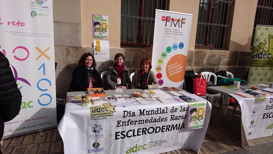 Jornada visibilidad Castellón
