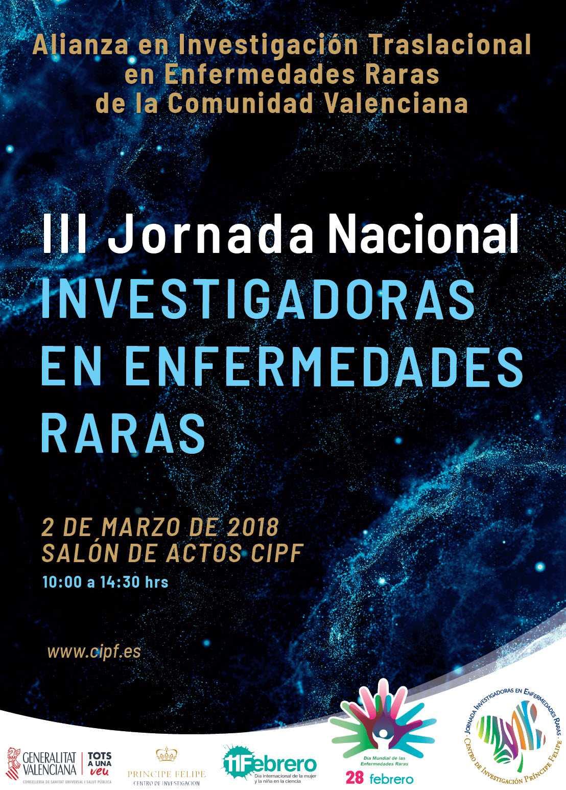 Cartel III Jornadas Investigadoras