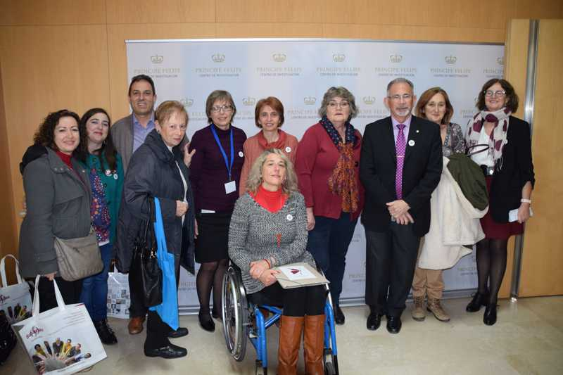 Foto III Jornadas de Investigadoras en Enfermedades Raras