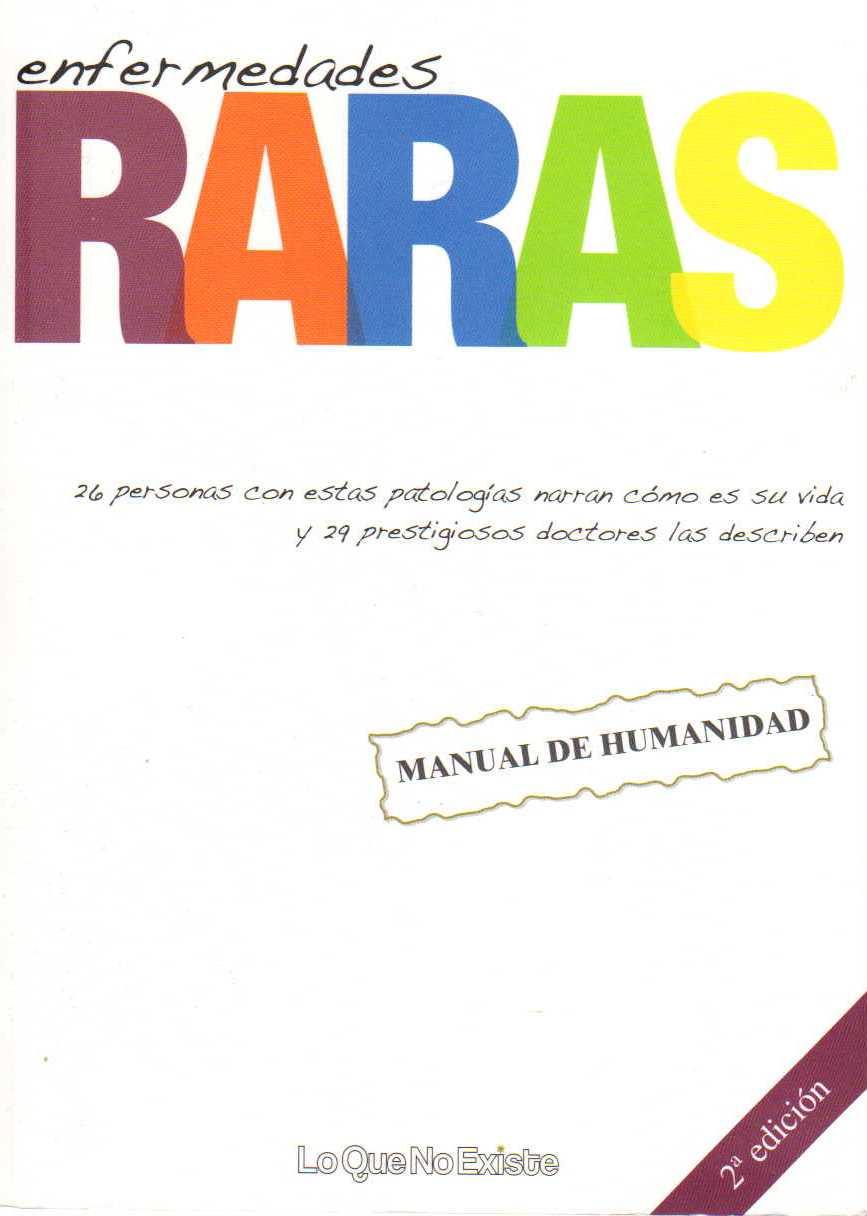 Libro sobre enfermedades raras con la participación de Stop FMF