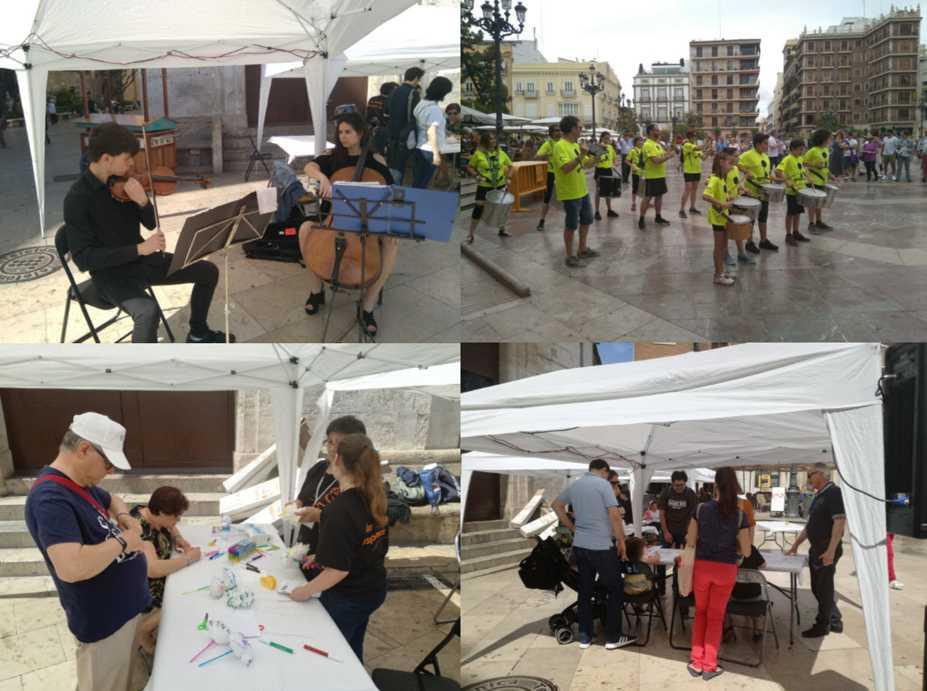 Fotos de la I Jornada AERR