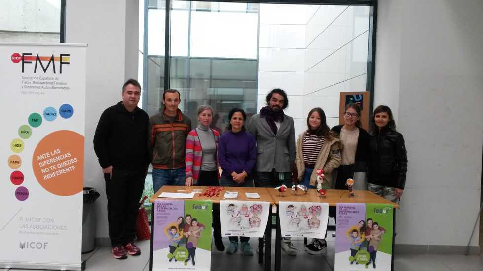Voluntarios Stop FMF