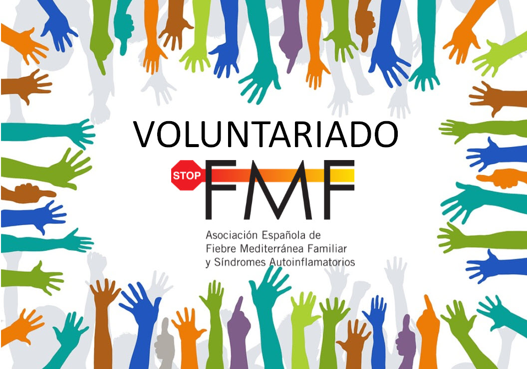 Cartel voluntariado Stop FMF
