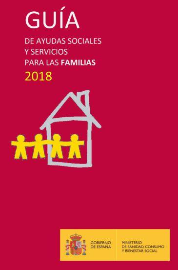 Portada Guía Ayudas Sociales Familias