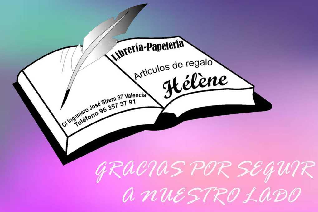 logo libreria helene