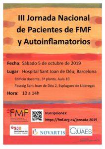 III Jornada Nacional Stop FMF