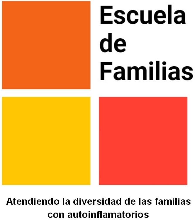 Logo Escuela de Familias de Stop FMF