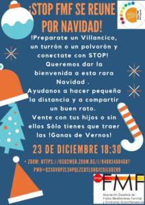 Navidad 2020 Stop FMF