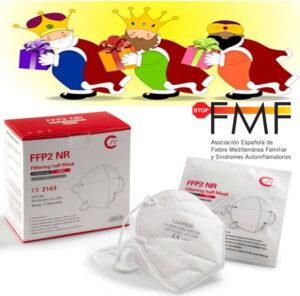 Regalo de Reyes para socios de Stop FMF