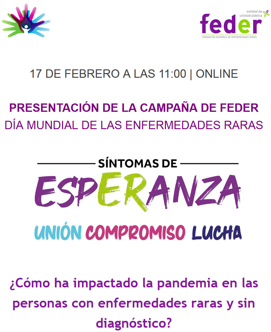 Presentación campaña 2021 Día Mundial ER 2021