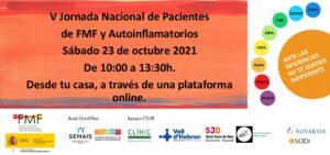 V Jornada de Pacientes de FMF y Autoinflamatorios